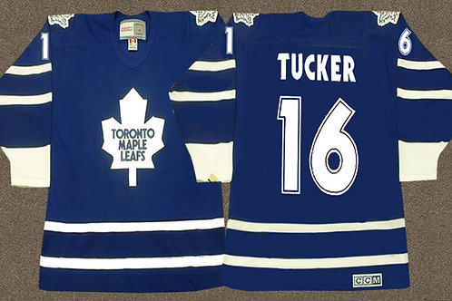 Men Darcy Tucker Throwback Blue, White, Green
