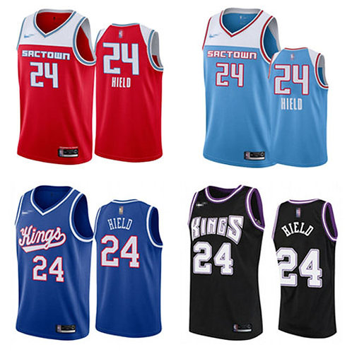 Men Buddy Hield City Edition Red, Light Blue, Classic Blue, Black