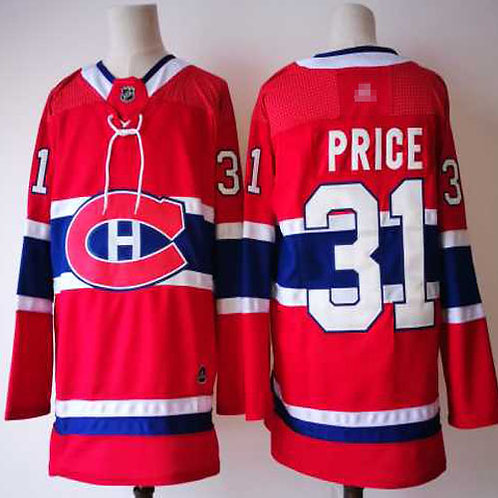 Youth Carey Price Red, White, Classic