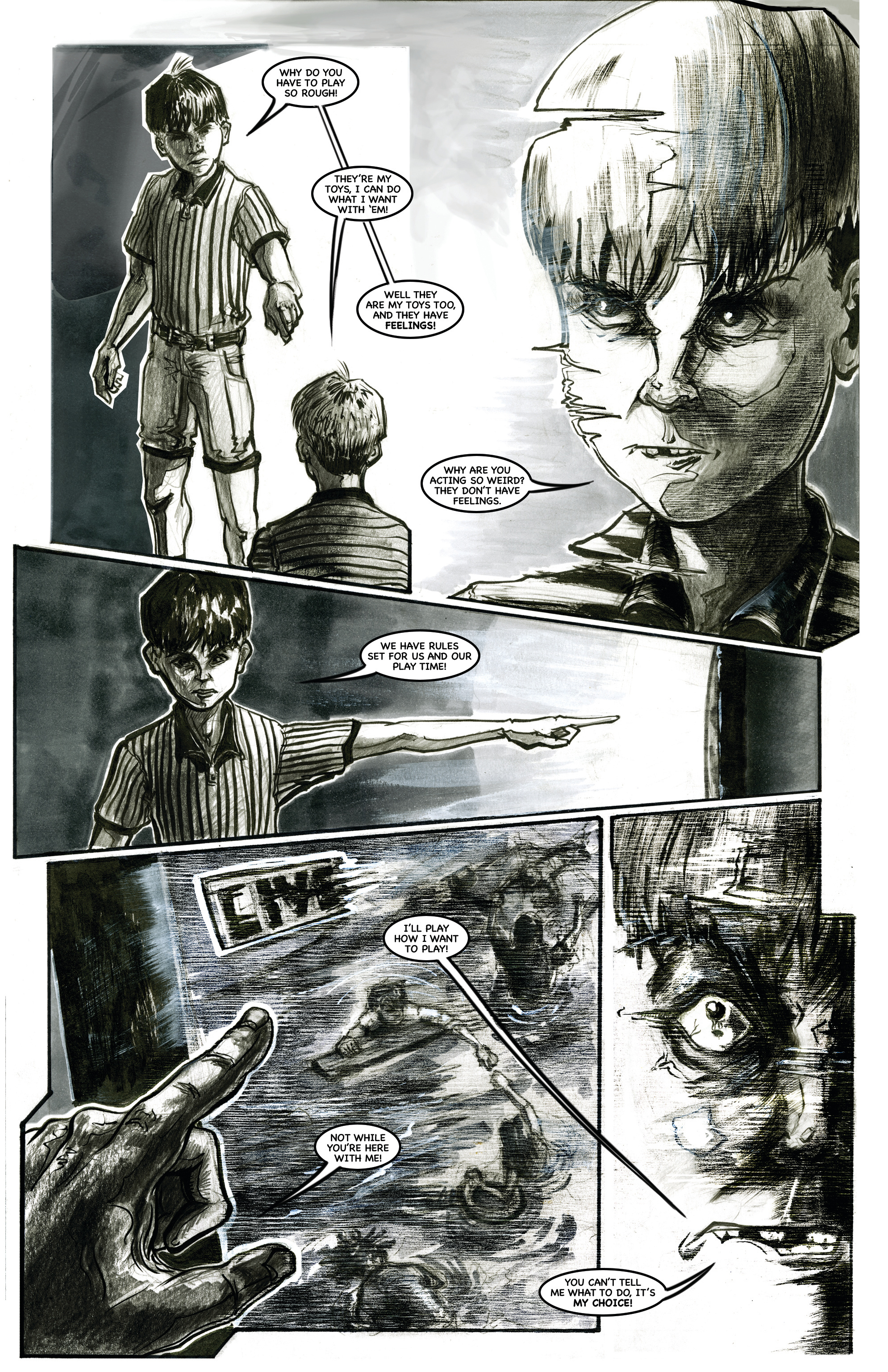 Sidewalk Prophet page 3