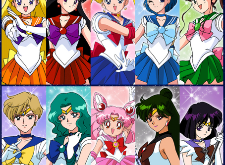 Sailor Scout Bead Dress Pendants: Progress, Prototypes, and Plans