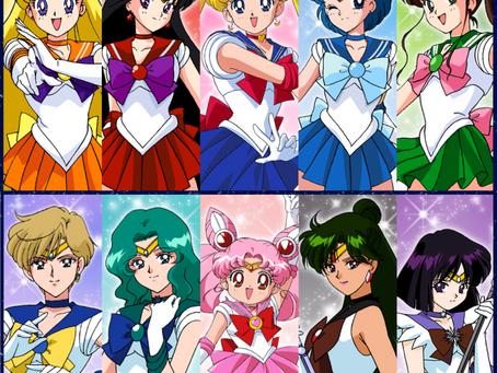 Sailor Scout Bead Dress Pendants: Progress, Prototypes, and Plans