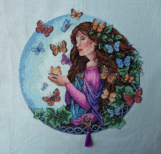 Madam Mariposa - Butterfly Goddess