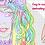 Thumbnail: Set #8: Crysta, Odette/Odile, Thumbelina in Art Nouveau Hannah Alexander 25/50