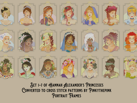 Hannah Alexander Discount Coupons, Phasing Out Sets
