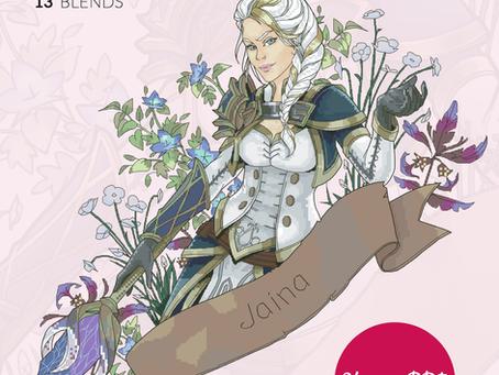 Frenone's Jaina Now Available