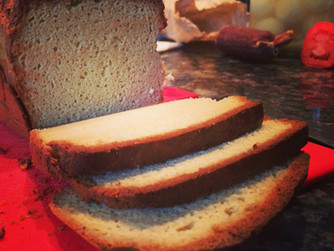 RECIPE: GAPS Almond Bread