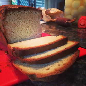 RECIPE: GAPS Almond Bread
