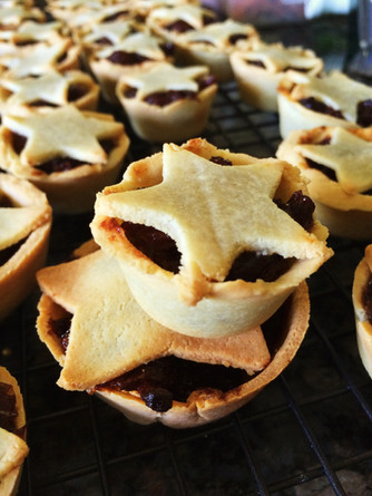 GAPS Christmas Fruit Mince Pies
