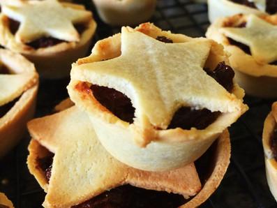 GAPS Christmas Fruit Mince Pies
