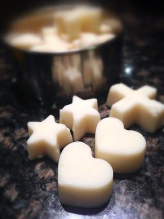 RECIPE: Lemon Coconut Lollies