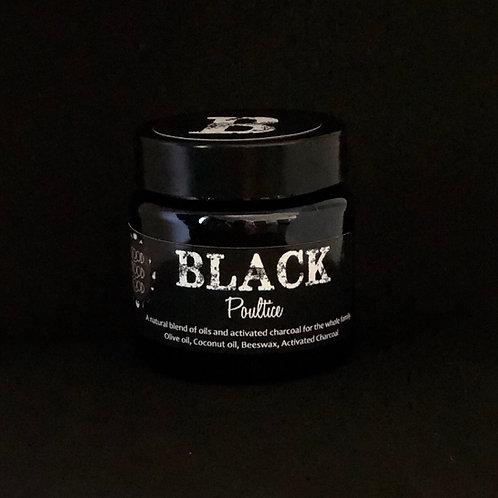 BLACK Poultice