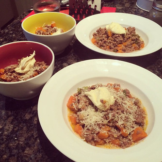 RECIPE: Bolognaise made with Broth