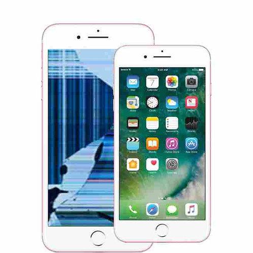 아이폰 7+액정수리         iphone 7+ LCD Repair