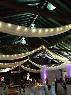 Custom Overhead Lighting