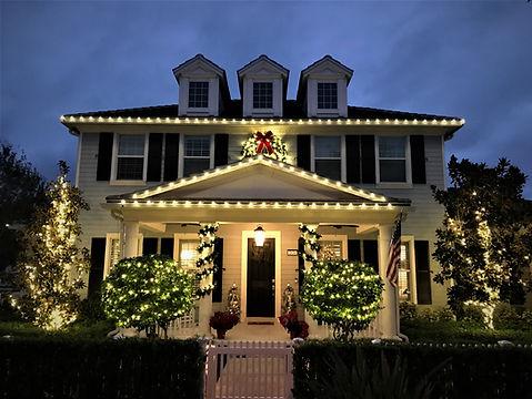 residential christmas lighting florida