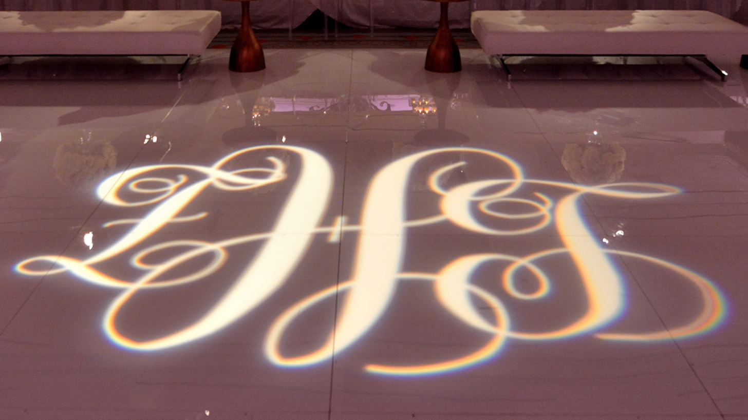 GOBO, Monogram & Logo Projection