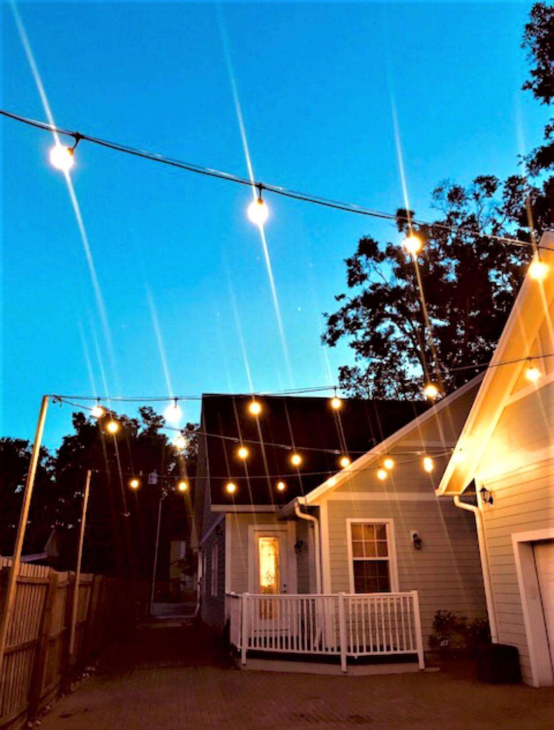Permanent Market Lighting