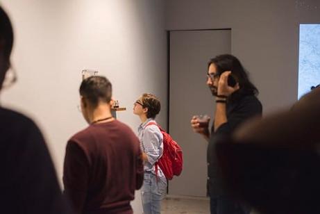 Exhibition Opening Night