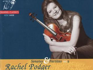 Bach: Violin Sonata no. 2 in A minor, BWV 1003
