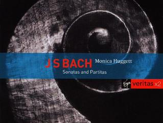 Bach: Partita No.1 for Violin, BWV 1002