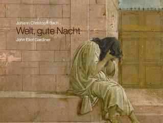 J. Ch. Bach: Ach dass ich Wassers genug hatte