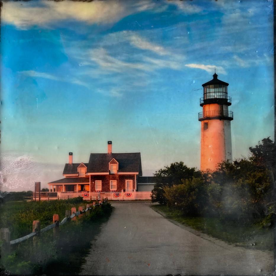 Cape Cod Lighthouse 6x6_1