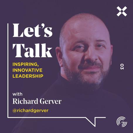Saxton Speaker - Richard Gerver