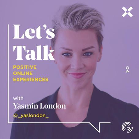 Saxton Speaker - Yasmin London
