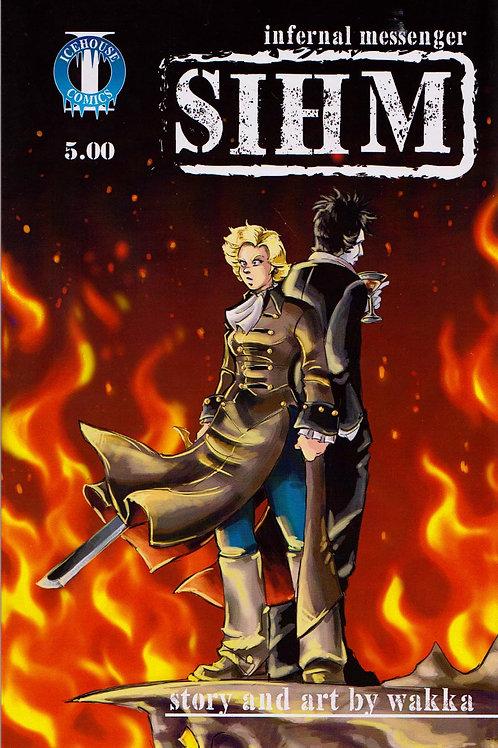 Infernal Messenger Sihm #1