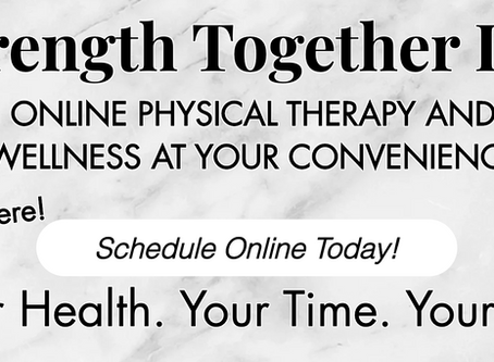 Welcome to Strength Together!