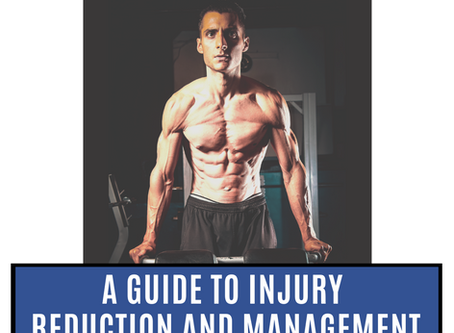 A Guide to Injury Reduction and Management