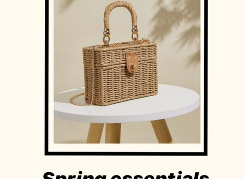 Spring essentials under $50