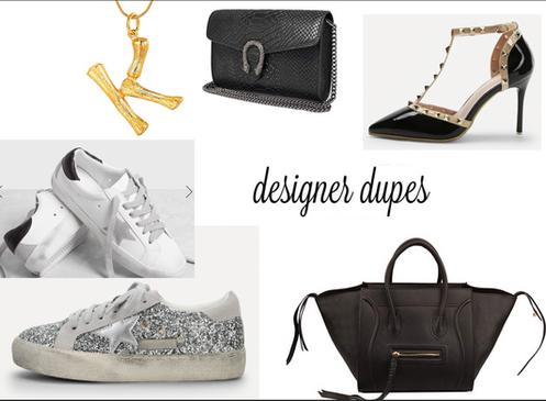 The best Designer Dupes