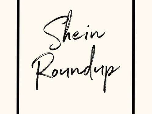 Shein round-up under $20