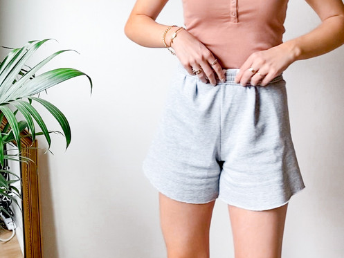 $10 sweatpants DIY