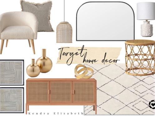 Trendy Target Home Decor