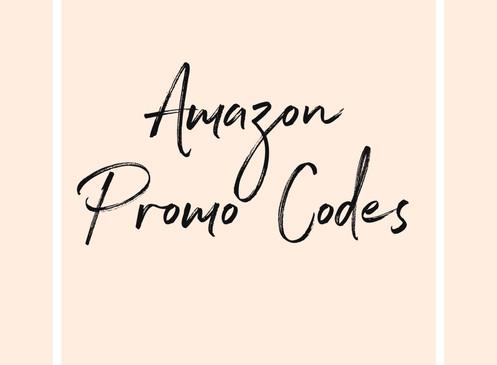 Amazon Promo Codes 5/27