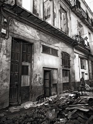 Habana vieja, 2014