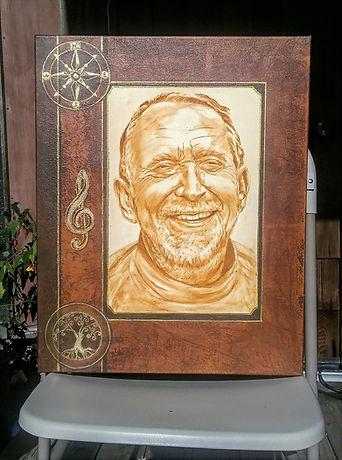 8-Richard Tontz soul portrait painting b