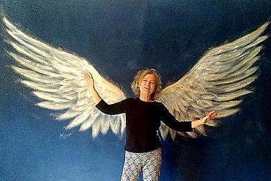 Angel wings by minouche-graglia.com art