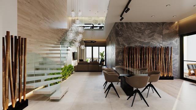 Роскошные 2-х уровневые апартаменты