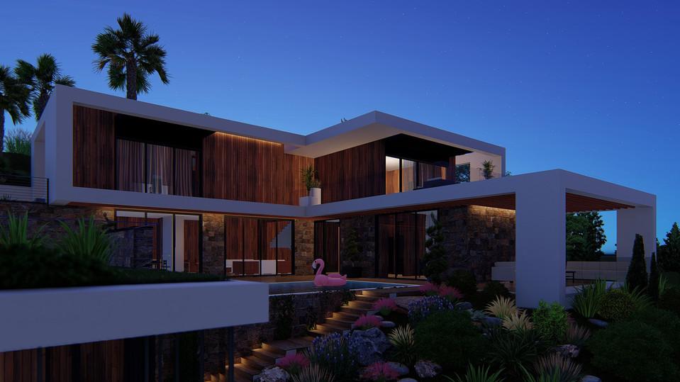 Проект дома в Сочи