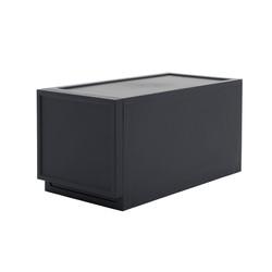Drawer Block Small B Black