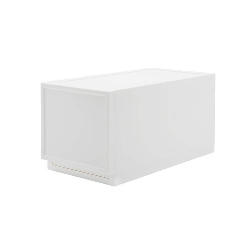 Drawer Block Small B White