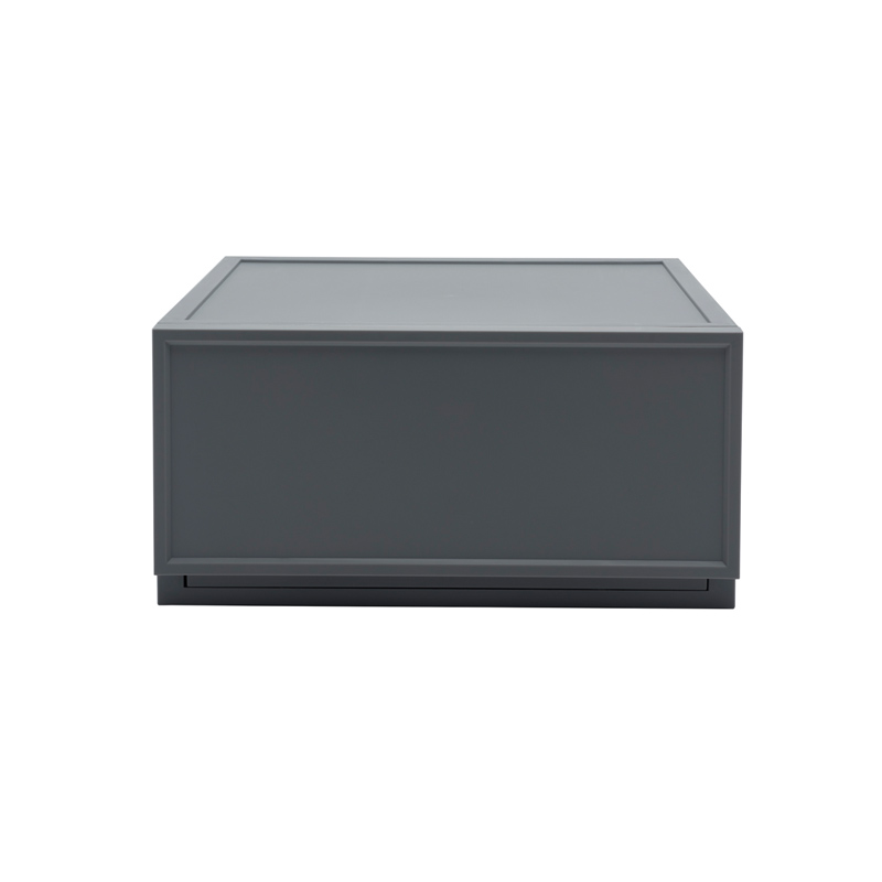 Drawer Block Medium B Gray