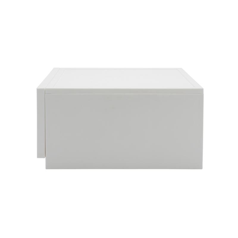 Drawer Block Medium B White