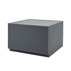 Drawer Block Medium C Gray