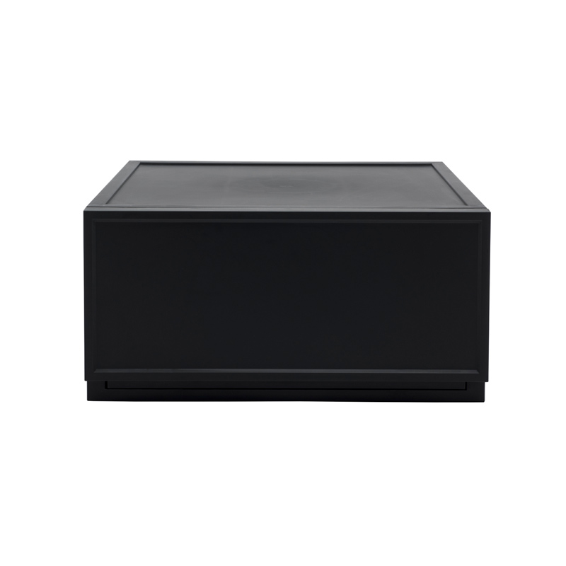 Drawer Block Medium B Black