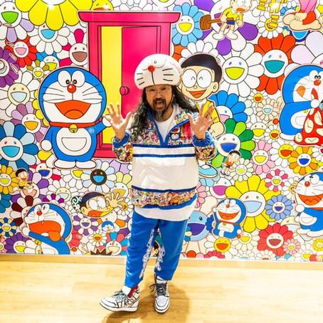 무라카미 다카시(Murakami Takashi): 예술과 너드(nerd) 사이에서